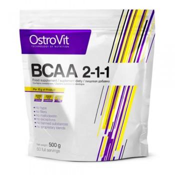 Ostrovit BCAA (2-1-1) - 500 грамм